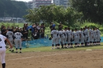 2017年度東東京支部秋季大会準々決勝